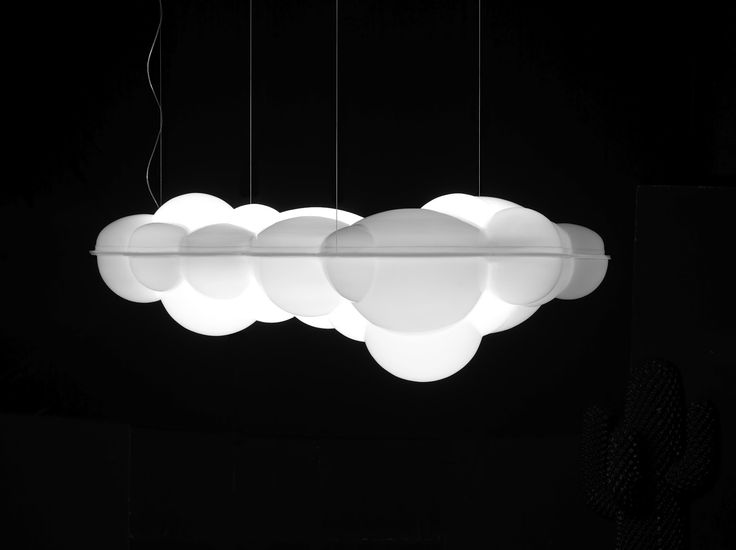 Nuvola light from Cassina, designed by Mario Bellini, 1974