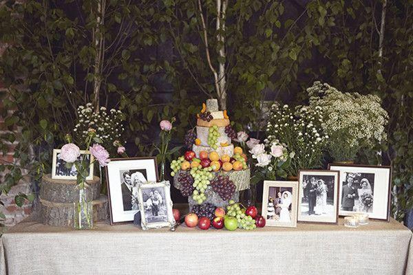 Country Chic Rustikale Hochzeit Inspiration von Tischdekoration 2014 Rustikale Hochzeit Inspiration  Dekoration, Einladungskarten usw.