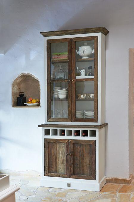 Rivièra Maison Driftwood cabinet single