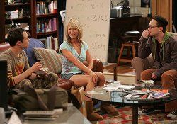 The Big Bang Theory S1E6 FRENCH | ZiinaTube