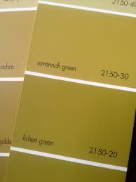 mustard green paint color | Green paint, Green paint ...