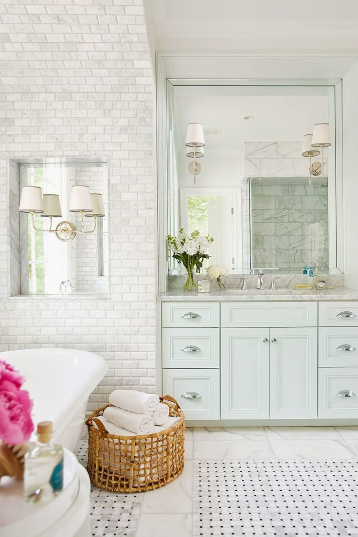 Dreamy and Serene Bathroom
