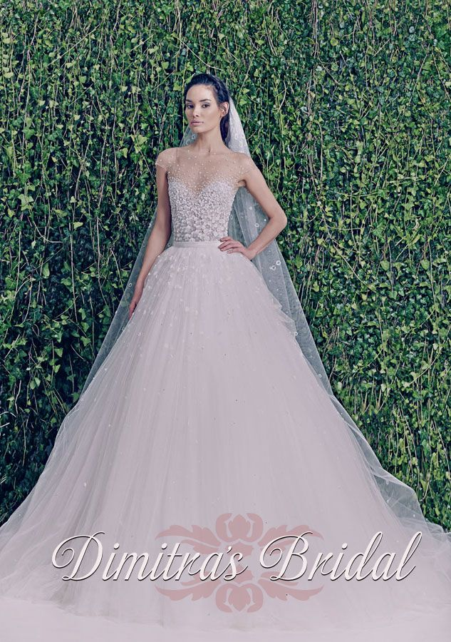85 best Zuhair Murad images on Pinterest | Wedding frocks, Wedding ...