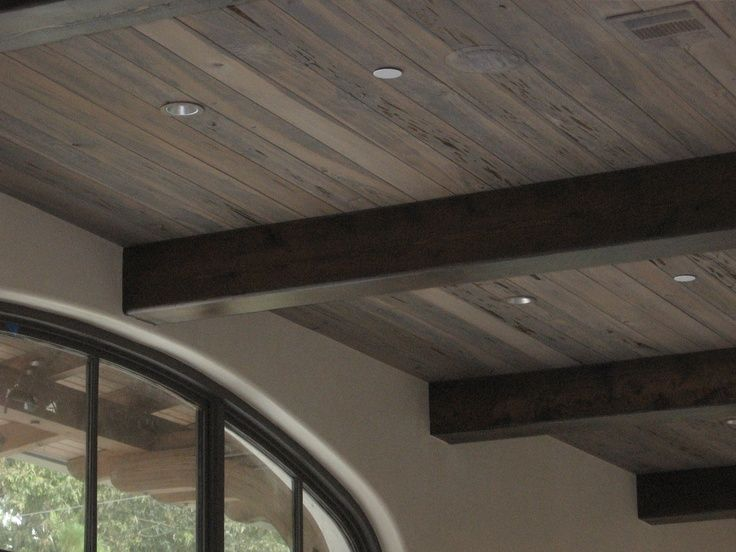Patio Ceiling Beams : The best cedar tongue and groove ideas on pinterest