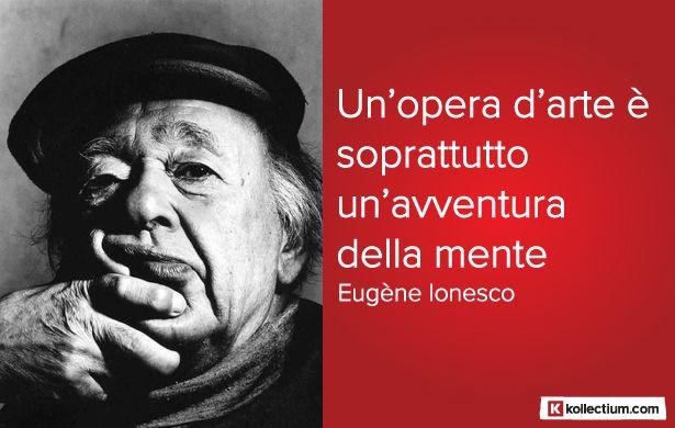 Citazione di Eugène Ionesco
