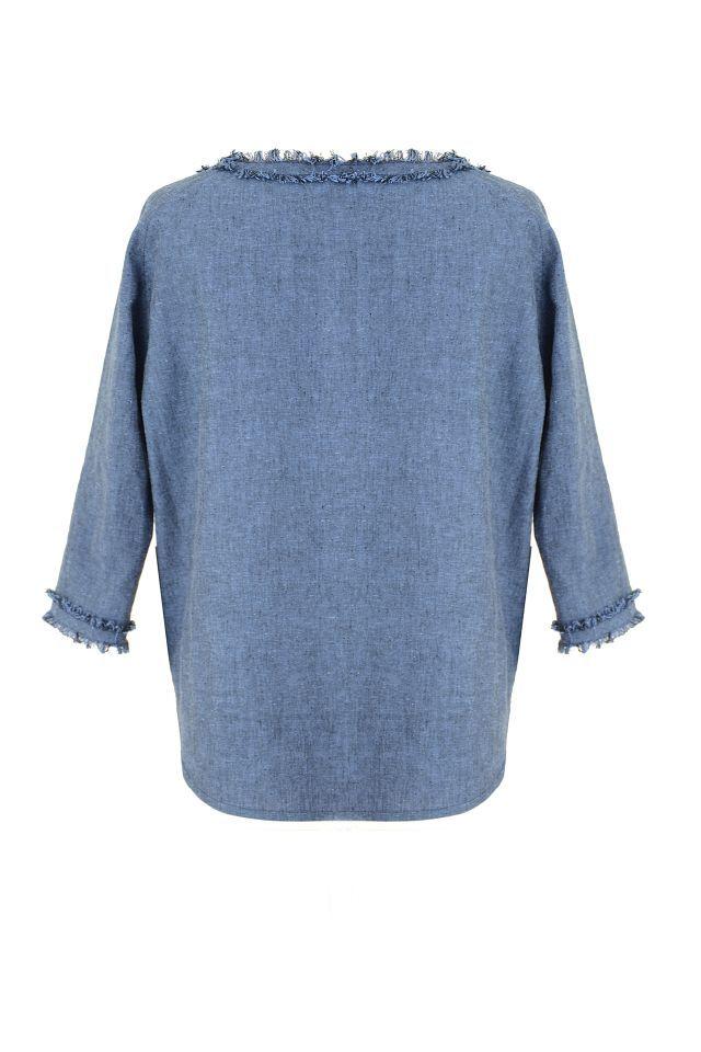 Eleganckie bluzki dla dojrzałych kobiet