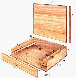 Lap Desks Diy Http KKEEYY Build Shaker Lap Desk With Charles Bender U6405  Register Here To
