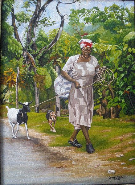 Lennox Coke In 2019 Jamaican Art Haitian Art Art