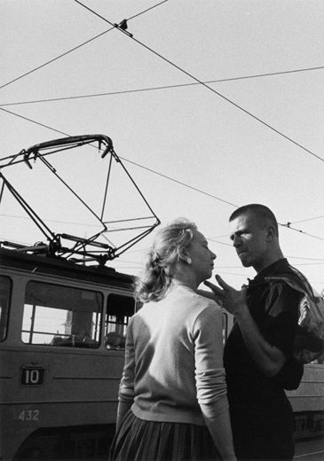 slussen-1958-1 | Gunnar Smoliansky