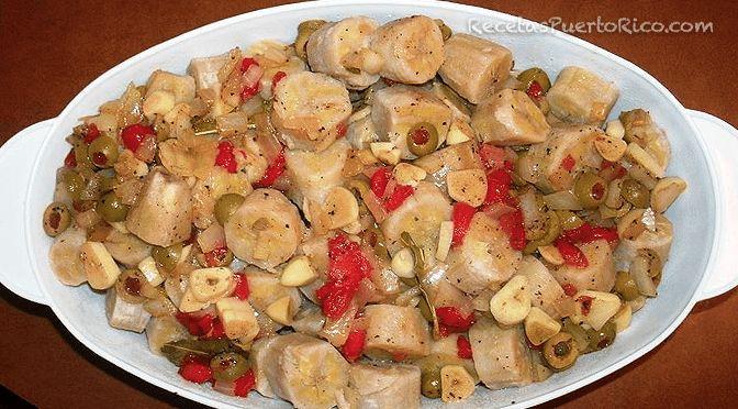 Guineitos en Escabeche | RecetasPuertoRico.com