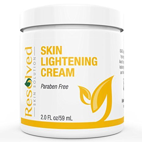 Natural Skin Lightening Cream for Hyperpigmentation. Get Rid of Dark Spots On Your Face Body Knees and Elbows. This Lightener Works… Review