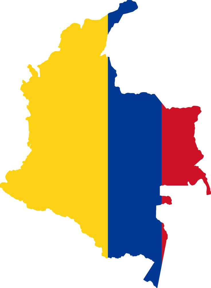 Best Colombia Images On Pinterest Colombia Map Columbia - Colombia map