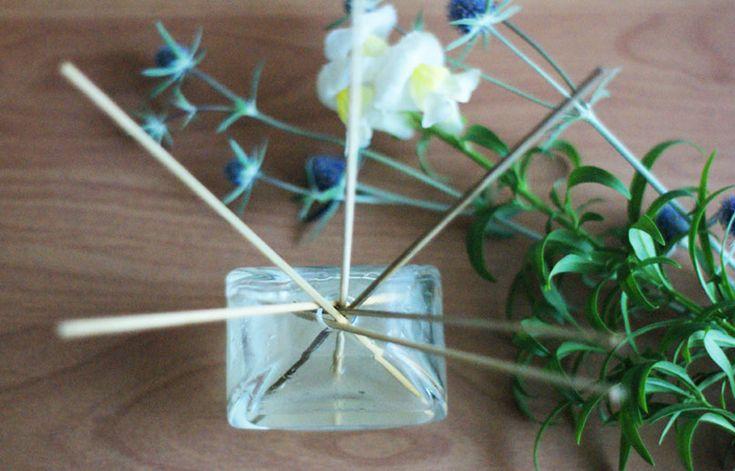 DIY: Zapachowy dyfuzor