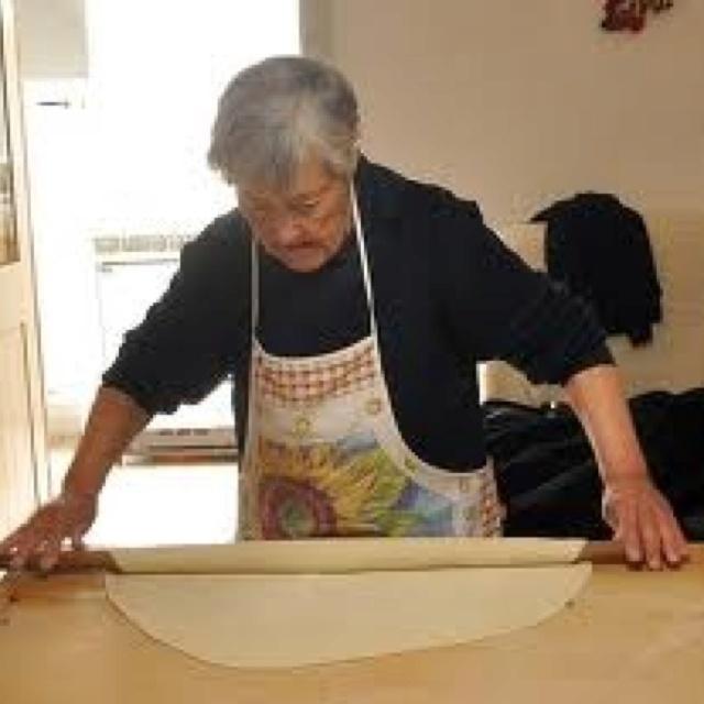 Italia: Pasta di mama