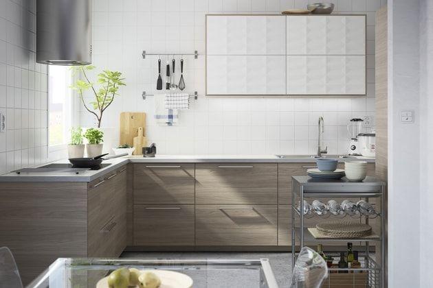 Herrestad, cuisine fonctionnelle d'IKEA