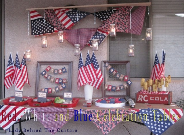 1000 images about military welcome home party on for Patriotic welcome home decorations