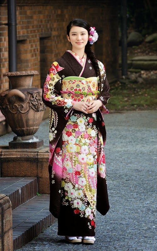 #kimono #furisode