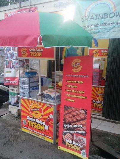 kami menyediakan paket kemitraan sosis bakar tyson dengan harga terjangkau Info kemitraan: www.paketkemitraa... 083893565574 / 089654667580 yadi 082225545196 rahmat 087880753086 mukti www.facebook.com/... instagram : @sosisbakartyson #SosisBakarTyson #PaketKemitraan