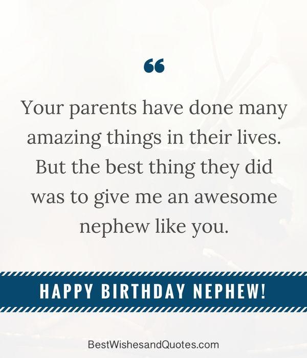 25+ Best Nephew Quotes On Pinterest