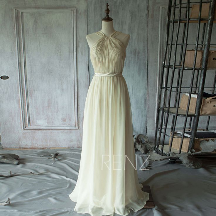 2015 Beige Bridesmaid dress Long, Double Straps Pleated Elegant dress, Strapless Wedding dress, Formal dress, Prom dress( T102)-Renzrags by RenzRags on Etsy https://www.etsy.com/listing/232553951/2015-beige-bridesmaid-dress-long-double