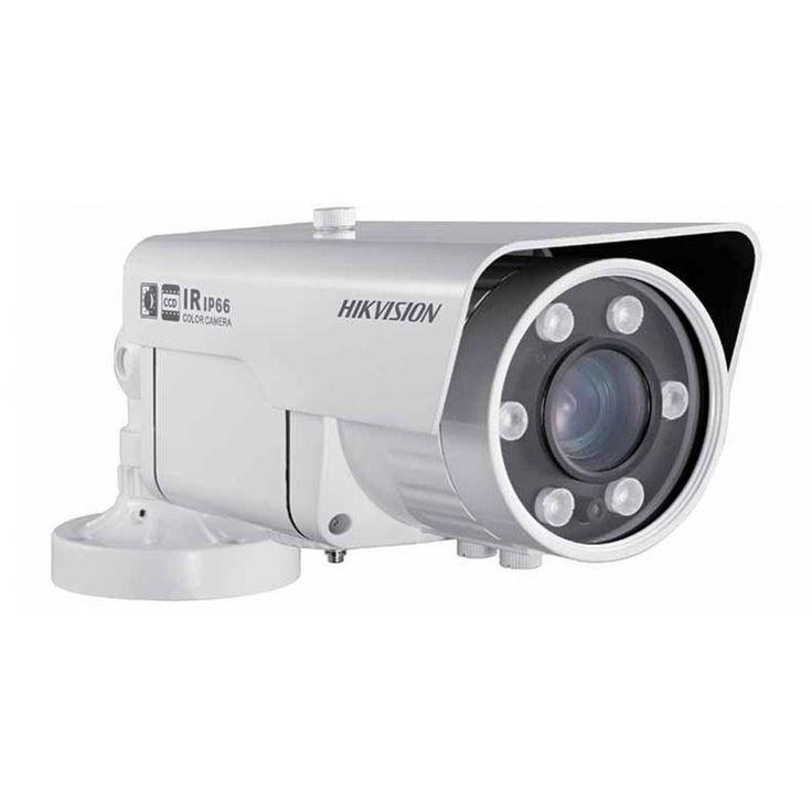 Hikvision DS-2CC12A1N-AVFIR8H 700 TVL Day Night CCD IR Bullet Camera
