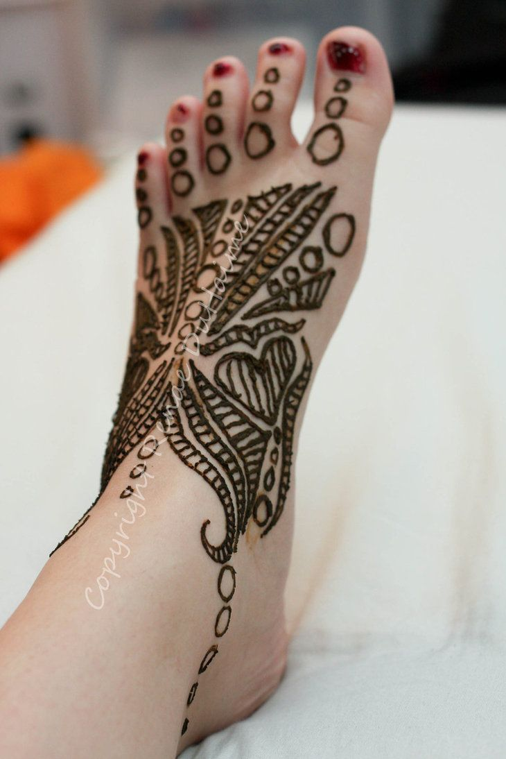 Henna Ankle Tattoo Designs: 28 Best Cute Henna Tattoos Images On Pinterest