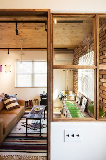F Brooklynのおうち 茨城で注文住宅なら自然素材の家を建てるエフ