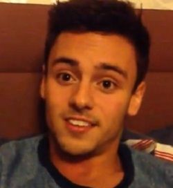 Sport stars congratulate Tom Daley for talking about same-sex relationship