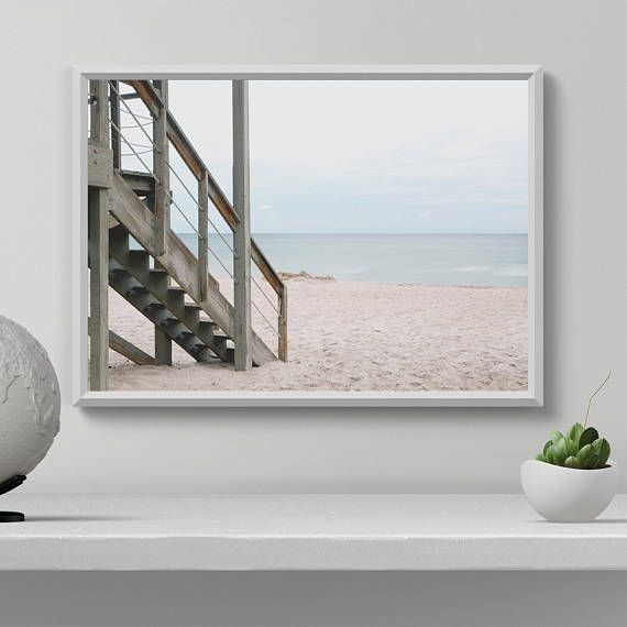 Hey, I found this really awesome Etsy listing at https://www.etsy.com/listing/579773614/beach-print-coastal-wall-art-lifeguard