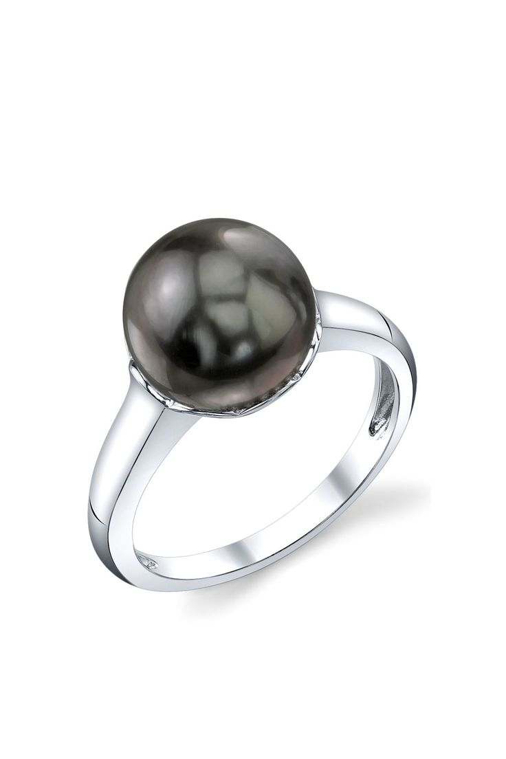 Find This Pin And More On Modernarlsign To Replace My Old Black  Pearl Ring