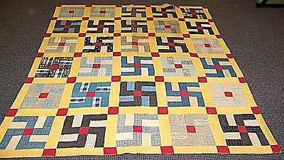 Swastika Quilt Pattern Free Quilt Pattern