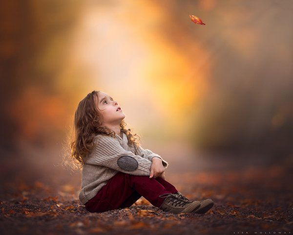 Pure Magic - Children Photography by Lisa Holloway