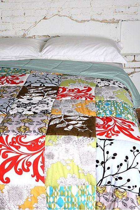 Patchwork Quilts***