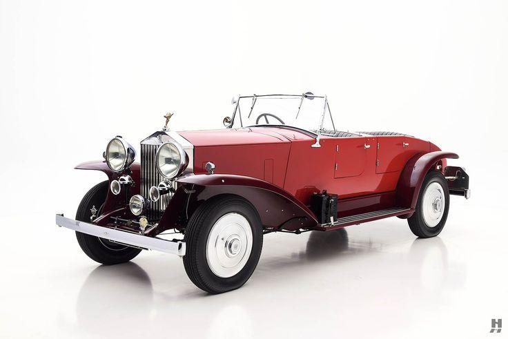 1934 rolls-royce 20/25 tourer