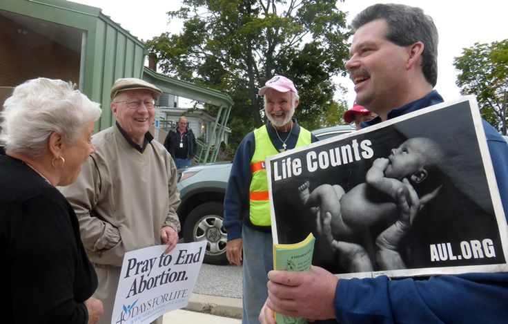 Abortion Clinic Stopped Doing Abortions When These Pro-Life People Showed Up to Pray http://www.lifenews.com/2014/10/15/abortion-clinic-stopped-doing-abortions-when-these-pro-life-people-showed-up-to-pray/
