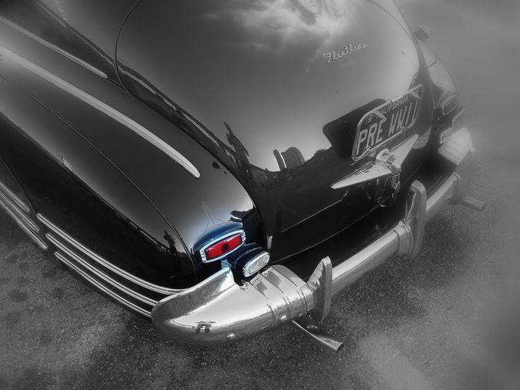 Custom Chevrolet Fleetline