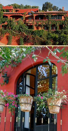 San Miguel de Allende, Mexico. Have stayed here Casa Puesta del Sol, need to go back.
