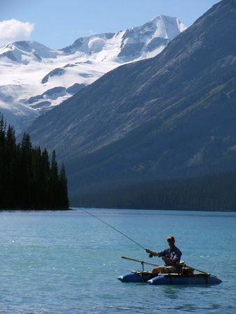 18 best images about fly fishing it 39 s a lifestyle on for Fishing in banff