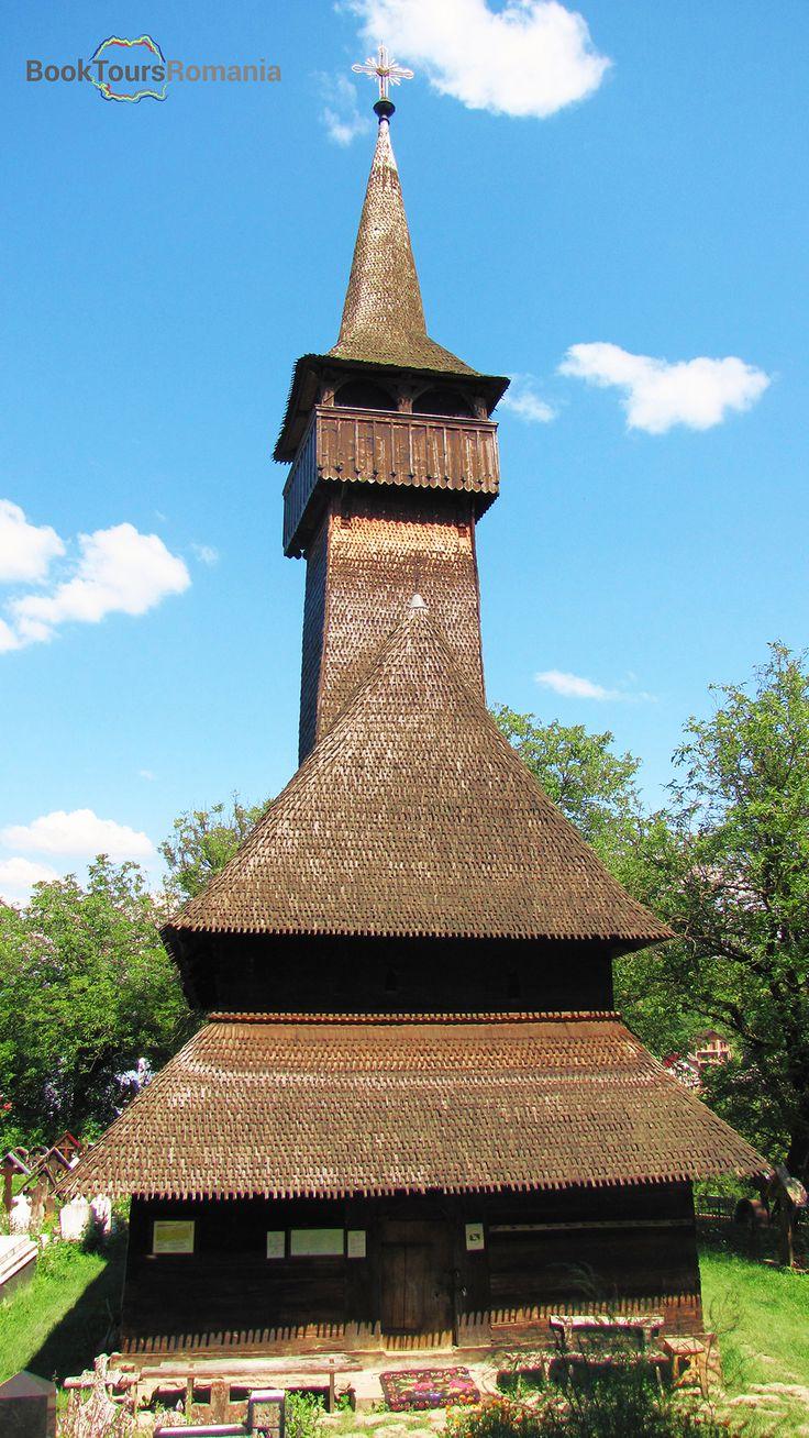 Ieud Wooden Church - 1346 - UNESCO site