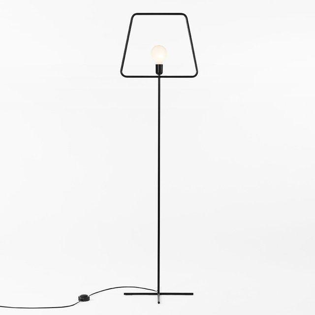Fancy   Slim Floor Lamp By Adolfo Abejon