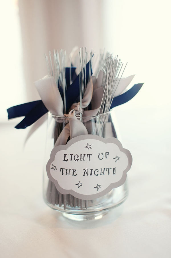 """Wedding Sparklers    #Ruffled for #TheLab2013: http://ruffledblog.com/the-lab-event-giveaway"""""""