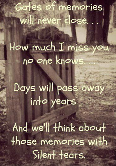 This for the ones I have loved and lost. RIP- Dad, Alain, Aunt Betty,Grandma,Tom. Think of you often and will love you forever. xoxoxoxoxo