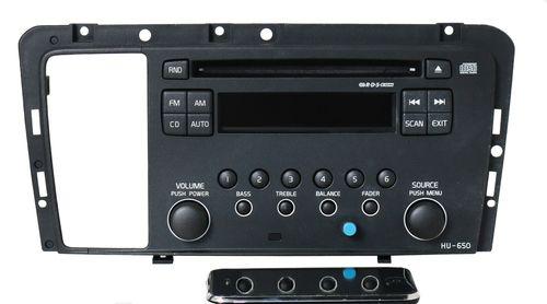 2005-09 Volvo 60 70 80 Series Radio AM FM CD w Bluetooth Music 30737708-1 HU-650