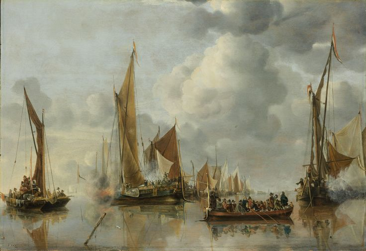 Jan van de Cappelle