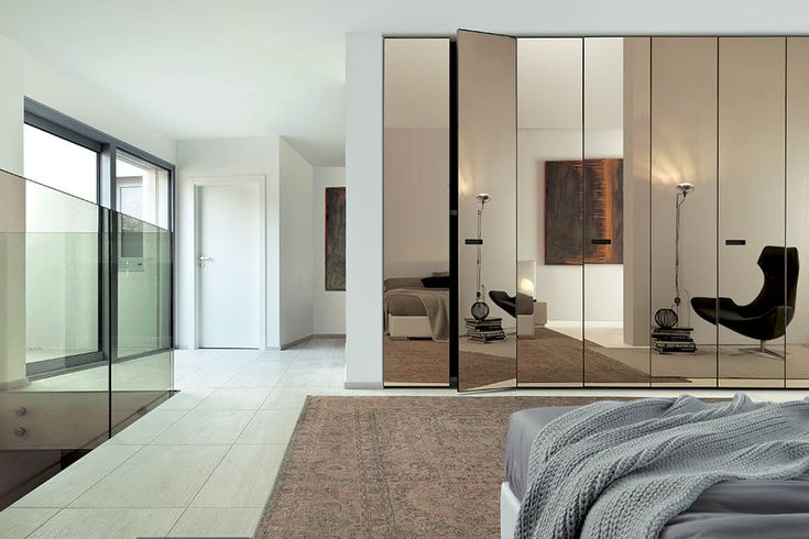 mirrored fitted wardrobes - Google Search
