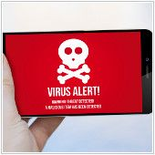 New Android malware can wipe your phone  The smartphone. It may seem like the last safe haven from online security threats. As it rests snugly in your pocket, you may never even think a virus, trojan or other malware could ever touch it. And even if it did, how much damage could it really cause? Well, for Android users, we've got some […]