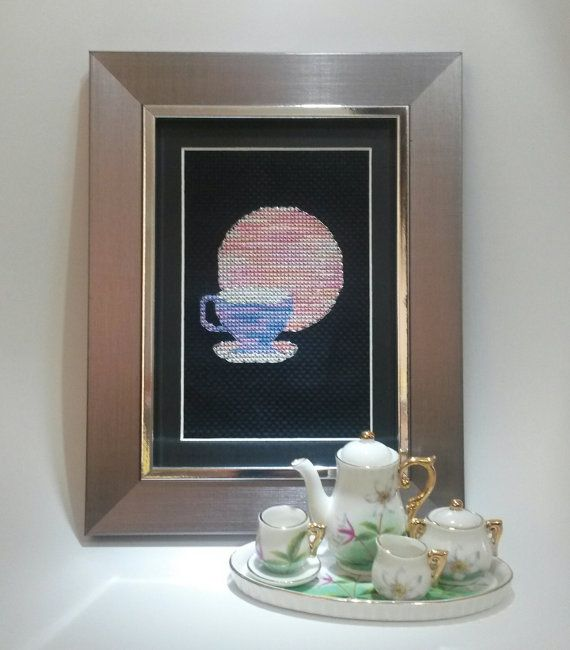 Hey, I found this really awesome Etsy listing at https://www.etsy.com/listing/232985786/rainbow-series-teacup-serving-plate