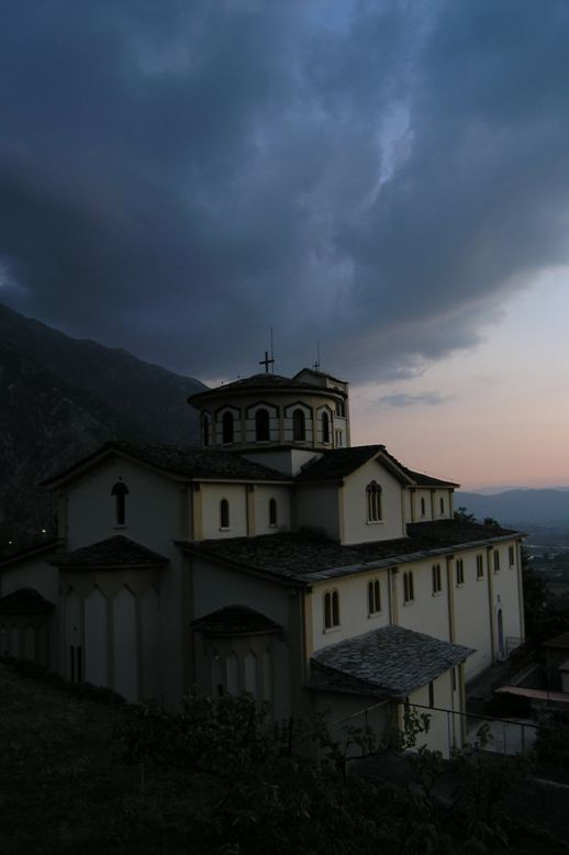 Saint Cosmas, in Konitsa, Epirus, Greece