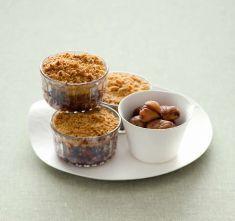 Crumble di castagne alla vaniglia - Tutte le ricette dalla A alla Z - Cucina Naturale - Ricette, Menu, Diete