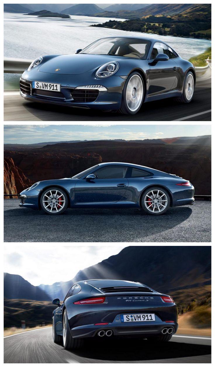 Porsche 911 Carrera S  Para saber más sobre los coches no olvides visitar marcasdecoches.org